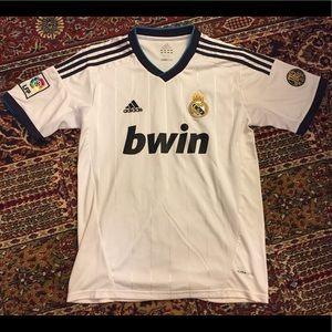 Real Madrid Jersey - Sergio Ramos #4